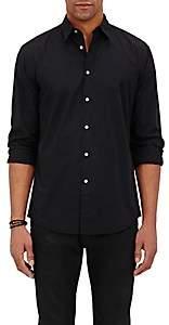 John Varvatos Men's Pick-Stitched Shirt - Black