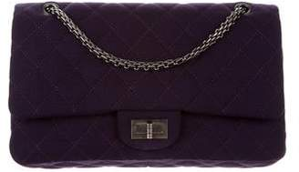 Chanel Jersey Reissue 227 Double Flap Bag