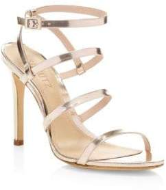 Schutz Ilara Leather Sandals