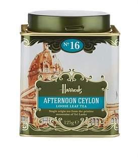 Harrods Heritage No.16 Afternoon Ceylon 125G