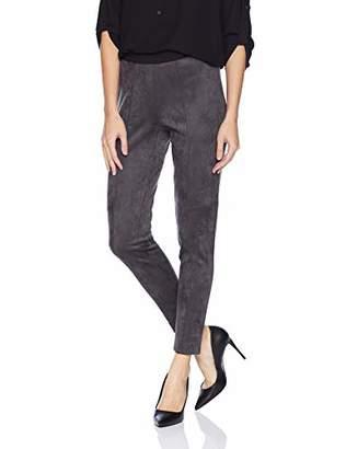 Jones New York Women's Suede Elastic Wb Legging