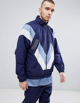 Puma Heritage Jacket In Navy 57500206