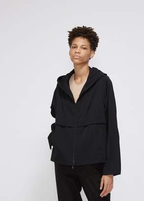 Yohji Yamamoto Long Sleeve Hooded Jacket