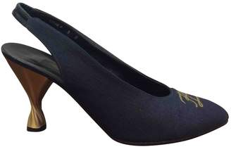 Karl Lagerfeld Cloth heels