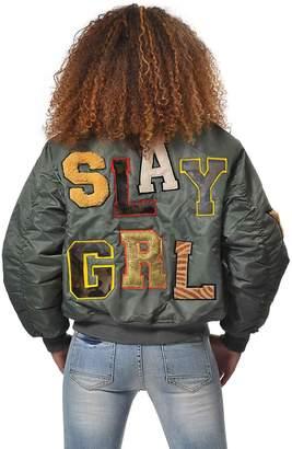 Gypsetters Bomber Slay Girl
