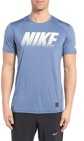 Men's Nike Logo Dri-Fit T-Shirt