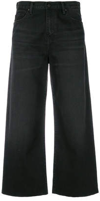 Carhartt flared cropped jeans