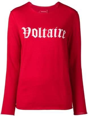 Zadig & Voltaire Zadig&Voltaire gwendal sweater