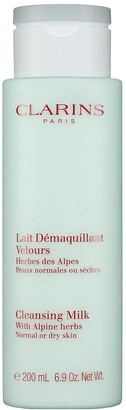 Clarins Cleansing Milk with Alpine Herbs