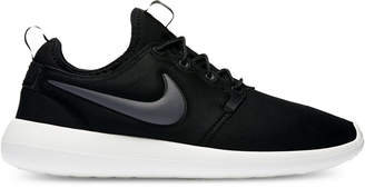 Nike Men's Roshe Two Casual Sneakers from Finish Line $89.99 thestylecure.com
