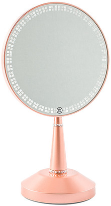 Impressions Vanity Bijou LED Hand Mirror with Charging Stand