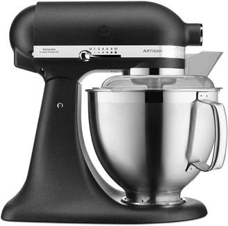 KitchenAid KSM177 Stand Mixer Cast Iron Black