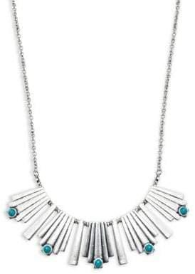 Design Lab Multi Plate Collar Necklace