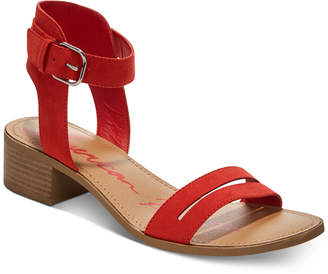 American Rag Alecta Ankle-Strap Sandals, Created for Macy's Women's Shoes