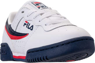 7608f1b6206 Fila Little Kids  Original Fitness Casual Shoes