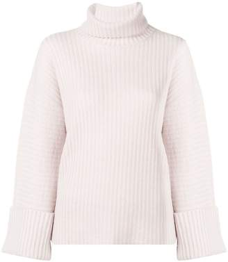 Lamberto Losani ribbed knit jumper