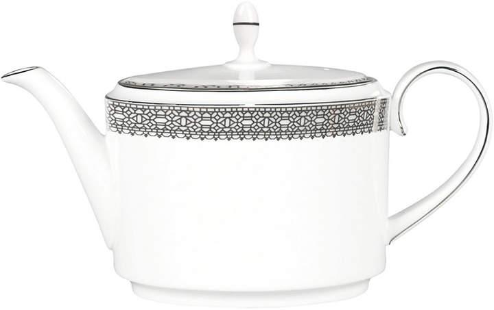 Vera Wang Wedgwood Dinnerware, Lace Teapot
