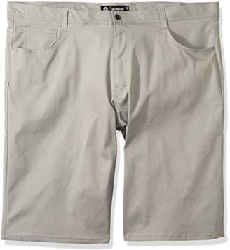 Akademiks Men's Big and Tall Shady Stretch Shorts