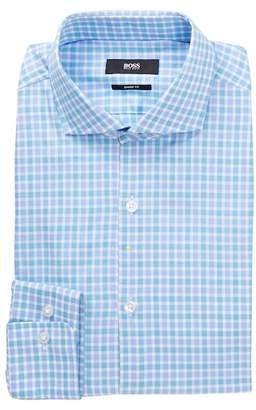 BOSS Mark Long Sleeve Sharp Fit Shirt