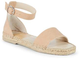 Dolce Vita Women's Bayley Suede Ankle Strap Espadrilles