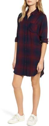 Rails Bianca Flannel Shirtdress