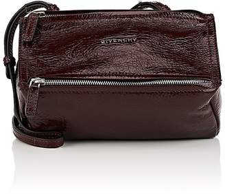 Givenchy Women's Pandora Pepe Mini Patent Leather Messenger Bag