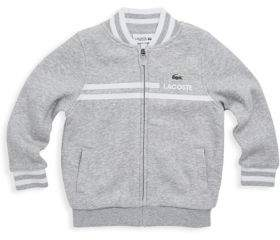 Lacoste Little& Big Boy's Bomber-Style Sweatshirt