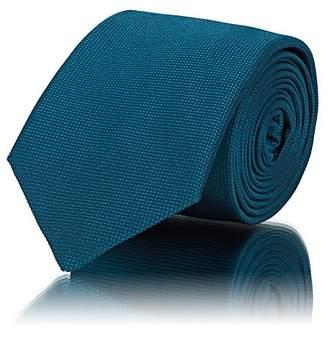John Vizzone Men's Textured Silk Necktie