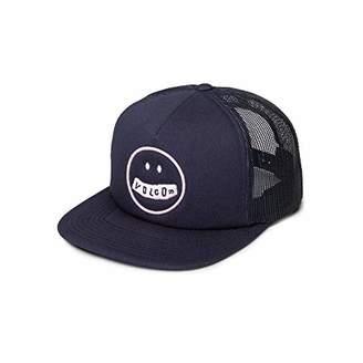 Volcom Junior's Stonar Waves Trucker Hat