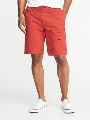 "Old Navy Slim Ultimate Built-In Flex Shorts for Men (10"")"