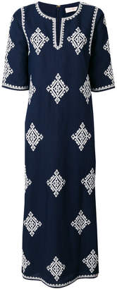 Tory Burch (トリー バーチ) - Tory Burch patterned maxi dress