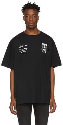 Off-White Black Monalisa T-Shirt