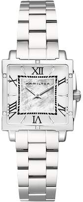 Hamilton Jazzmaster Square Lady - H32291114 Watches