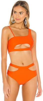 superdown Koral Bikini Top