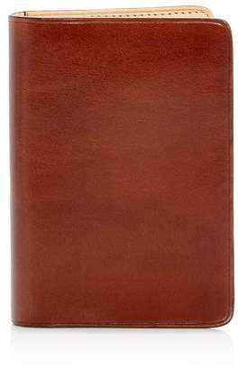 Il Bussetto Leather Bi-Fold Card Case - 100% Exclusive