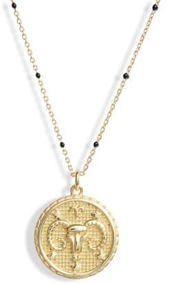 Argentovivo Zodiac Pendant Necklace