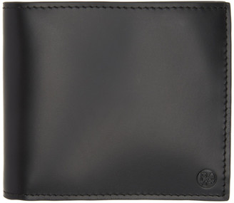 PS by Paul Smith Black Stripe Billfold Wallet $175 thestylecure.com