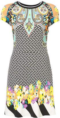 Etro etno print dress