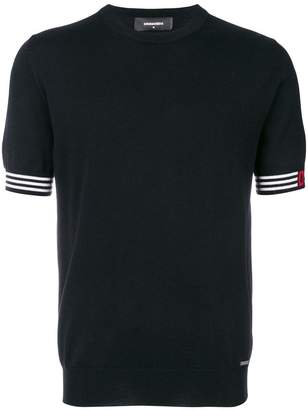 DSQUARED2 short-sleeve jumper