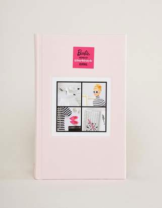 Books Barbie style hardcover journal