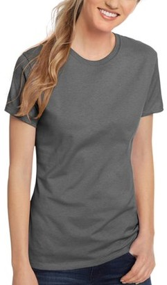 Hanes Women's Lightweight Short Sleeve V-neck T-shirt