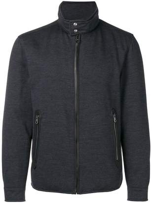 Salvatore Ferragamo zip up jacket
