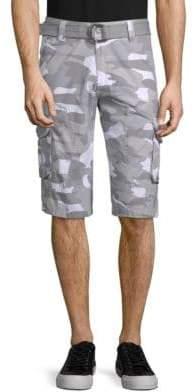 X-RAY Jeans Cargo Shorts