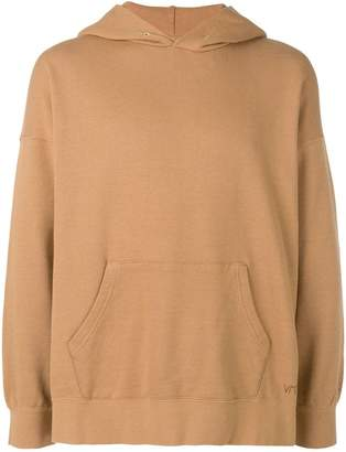 Visvim classic hoodie