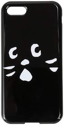 にゃー / アップにゃーミラーPhoneケース / スマホケース