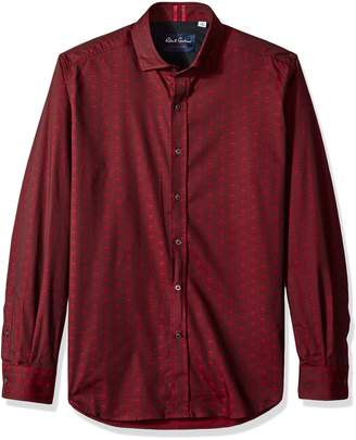 Robert Graham Men's Deven Tailo Fit Sport Shirt