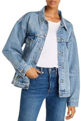 Levi's Dad Denim Trucker Jacket