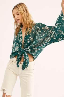 Azalea Fp One FP One Printed Kimono
