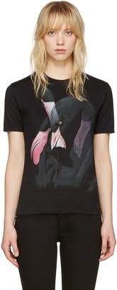 Givenchy Black Flamingo T-Shirt $590 thestylecure.com