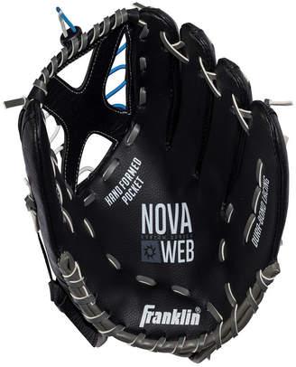 "Franklin Sports 11"" Novaweb Custom Series Baseball Glove-Right Hand Thrower"